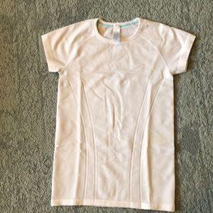 Ivivva T-shirt in plain white - Size 10